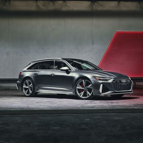 new generation of RS Avant